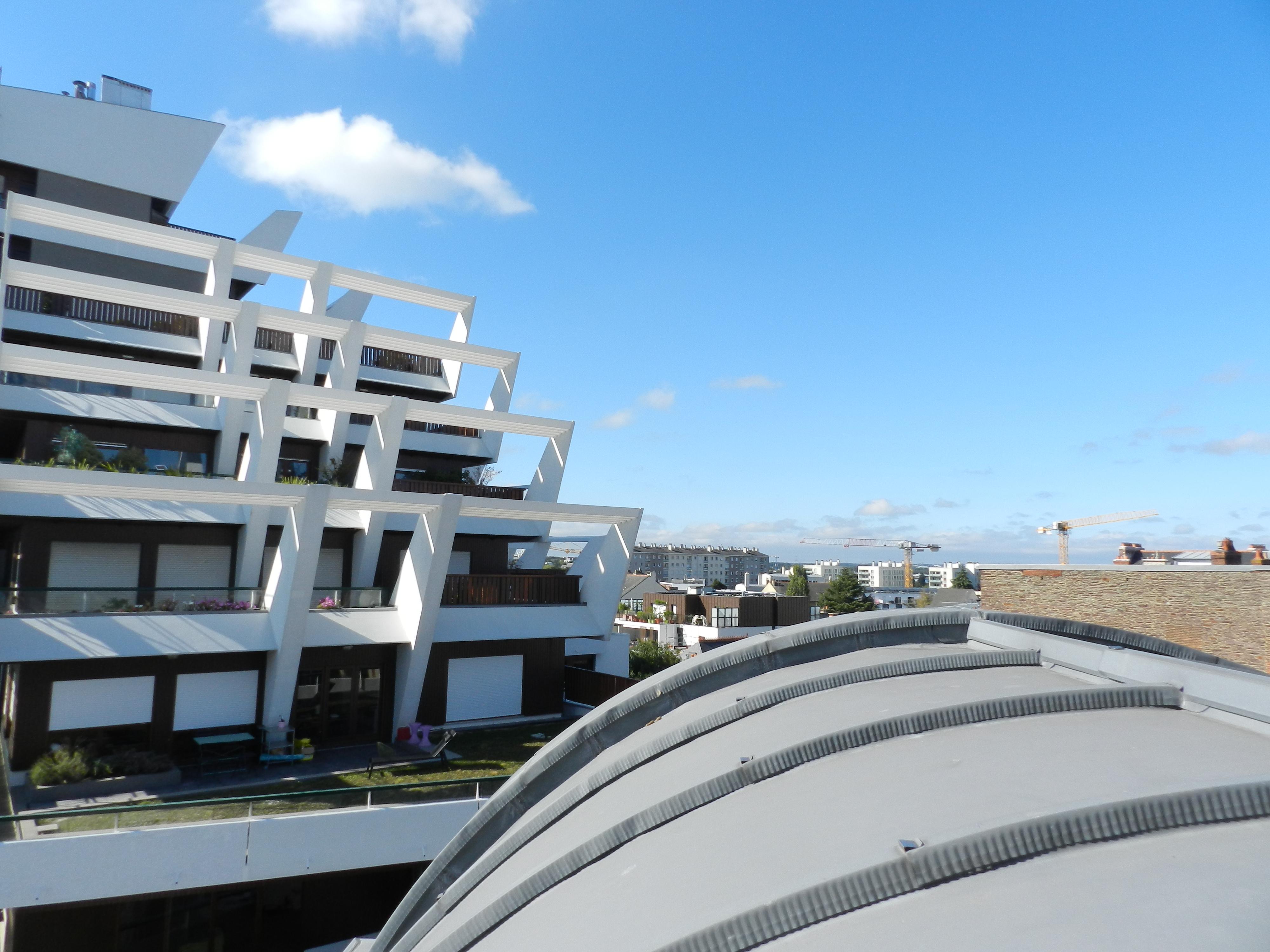 T2 résidence standing centre ville Rennes - Photo 3