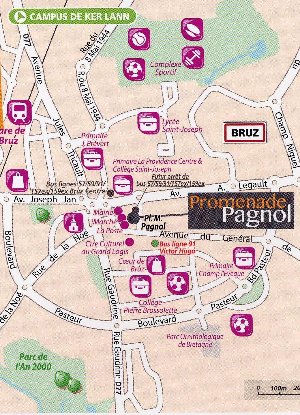 Promenade Pagnol - Photo 4